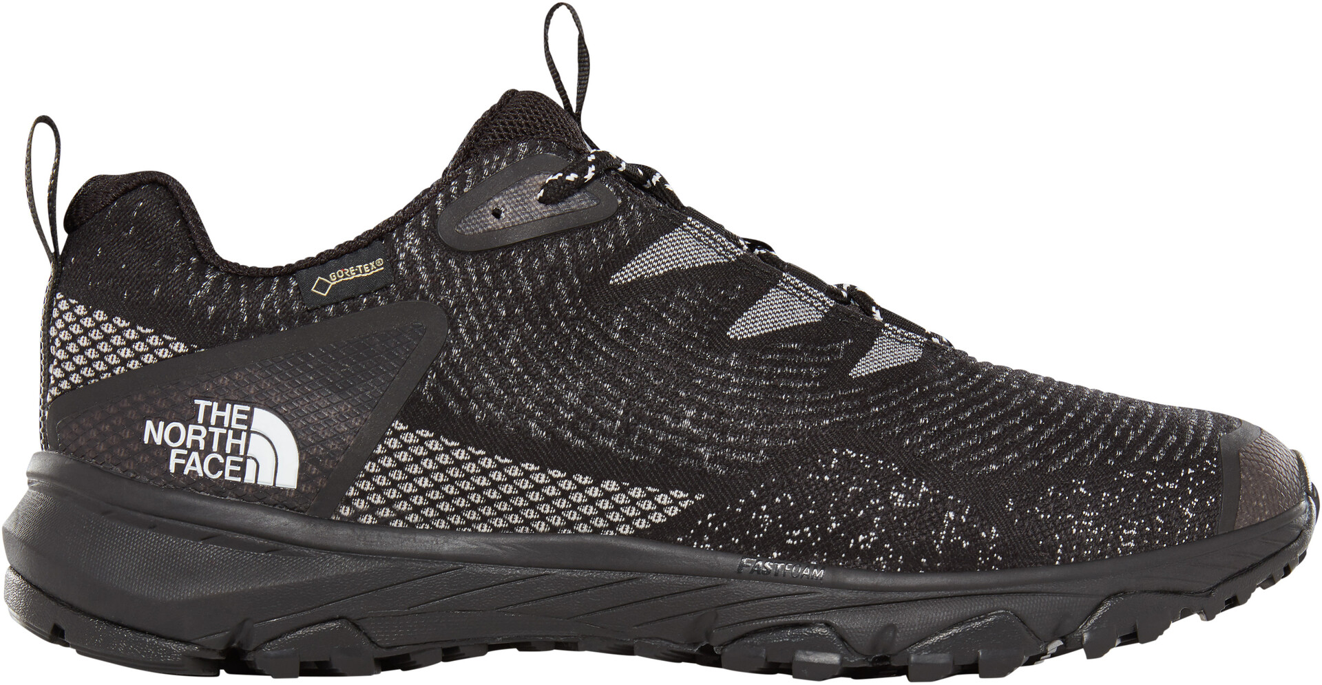 The North Face Ultra Fastpack III GTX Woven Shoes Herren tnf blacktnf white